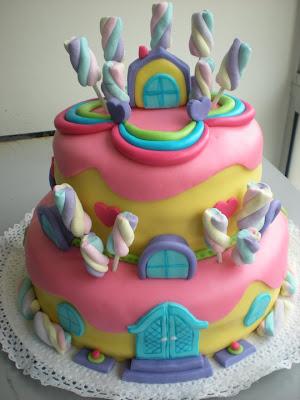 fotos de tortas infantiles