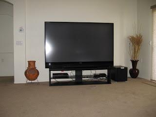 Samsung hdtv: Mitsubishi Diamond Series WD-82838 Full HD 3D DLP TV