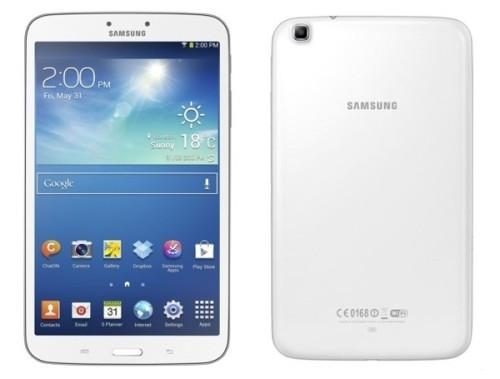 Il nuovo tablet di terza generazione con display da 8 pollici e processore dual core intel di Samsung