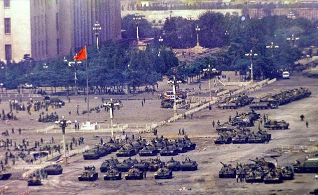 Le massacre de la place Tiananmen: une répétition au Tibet dans Tian'anmen TiananmenSquare1