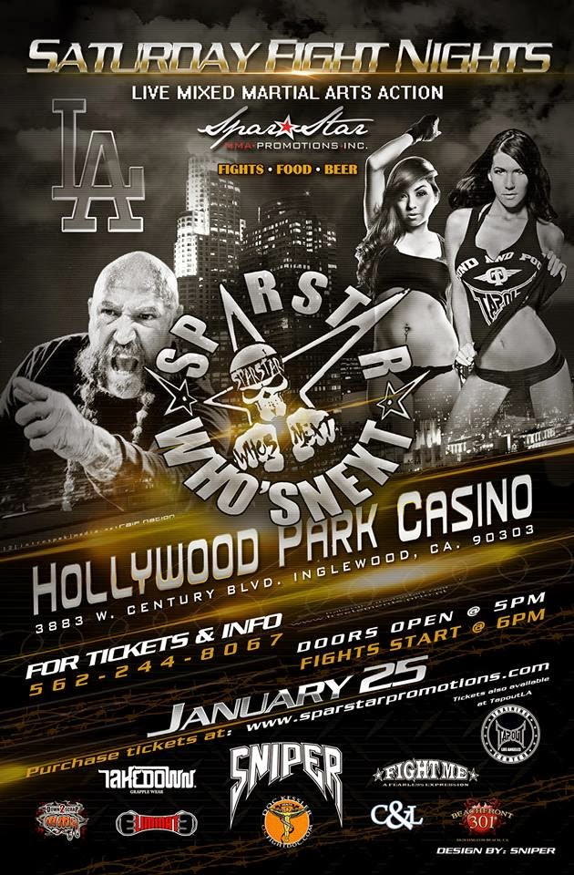 MMA Fights Los Angeles