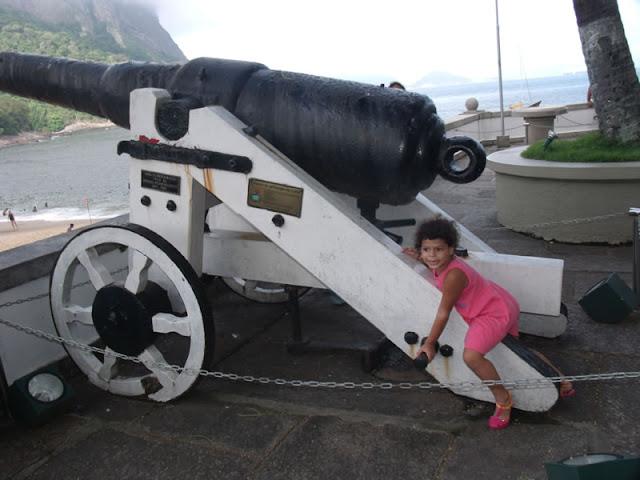 Tours no Rio de Janeiro - Forte da Praia Vermelha