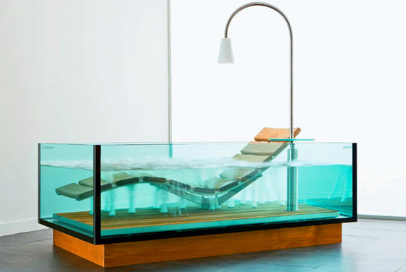 DesigningLuxury.com: Luxury Bathtubs Provide Total Comfort