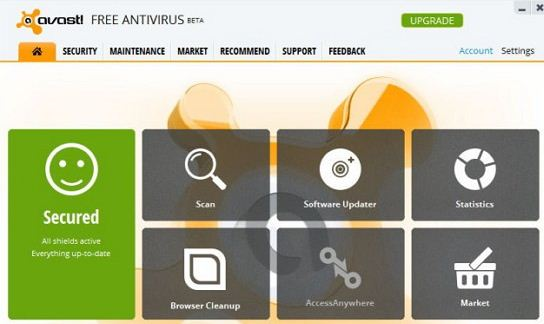 Click here to Download Avast 8.0.1478 public beta 3