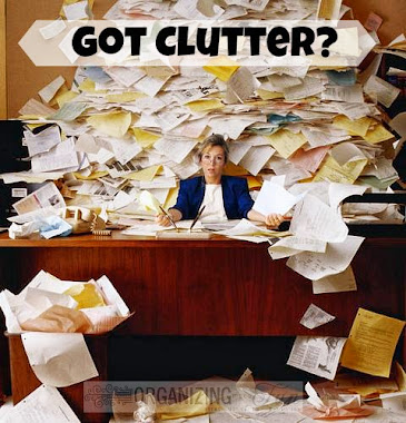 Do you feel overwhelmed by clutter?
