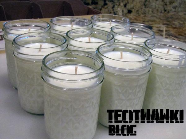 Φτιάξε τα δικά σου χειροποίητα κεριά