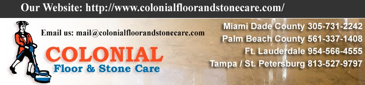 Marble Restoration Fort Lauderdale : Marble polishing fort lauderdale floor