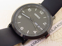 KIENZLE BLACK DIAL - BRAND NEW WATCH