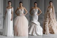Monique Lhuillier Spring 2012 Bridal Collection