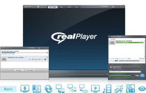 Convert videos for BlackBerry with RealPlayer SP