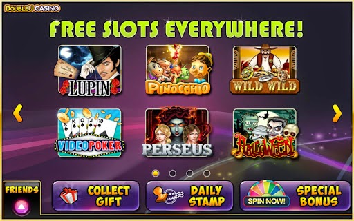 Doubleu casino app download