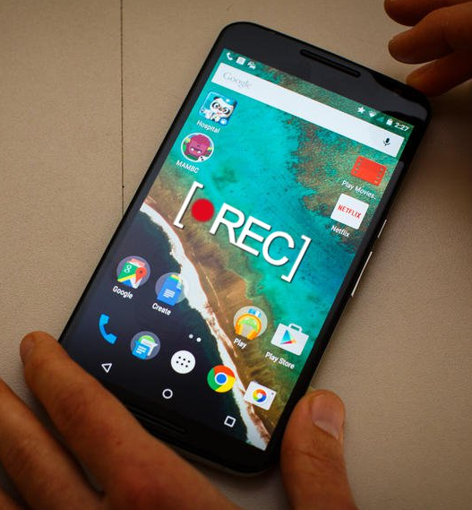 How to Record Android Smartphone Screen