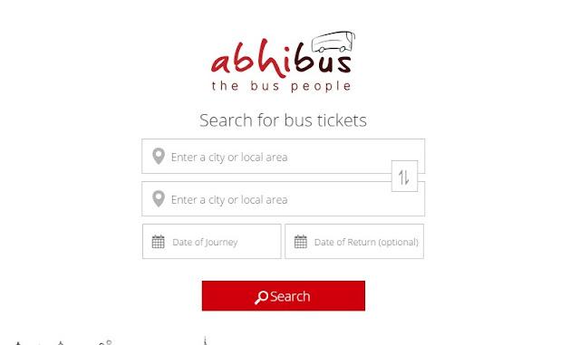 Abhi bus coupons
