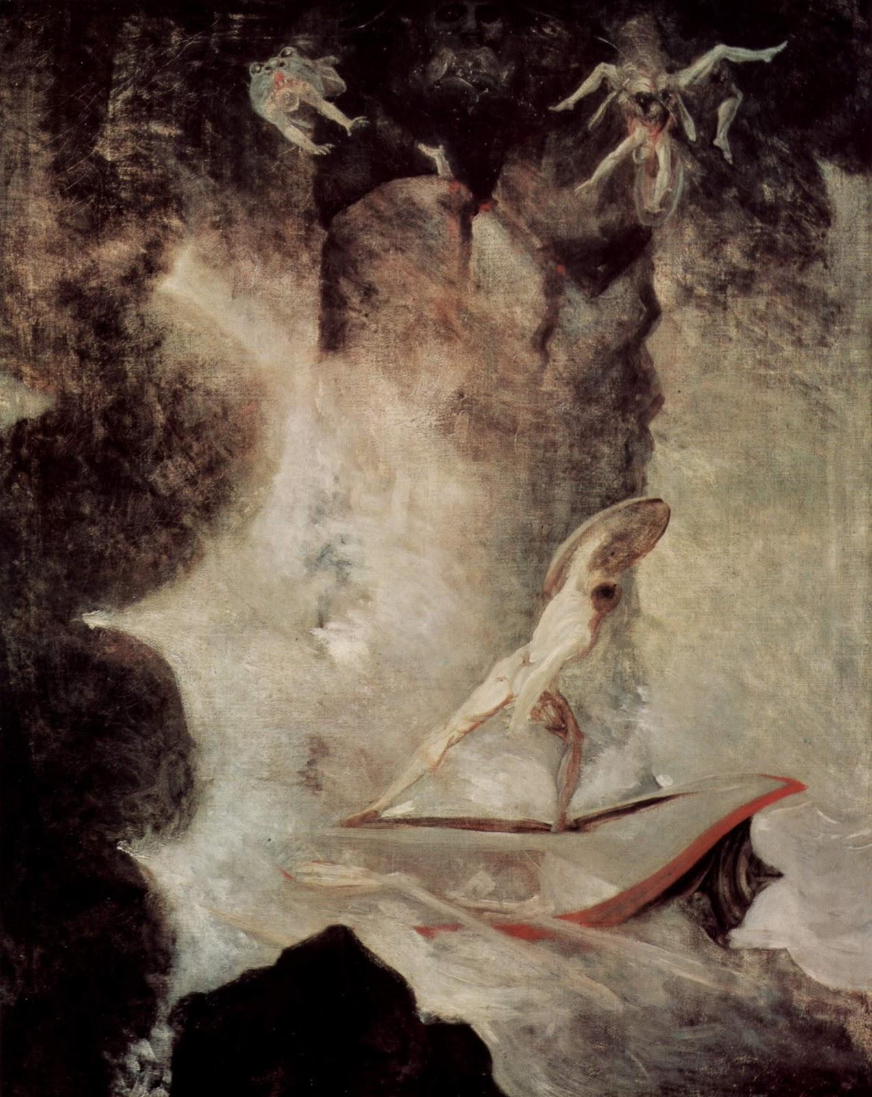 Henry Fuseli odysseus scylla