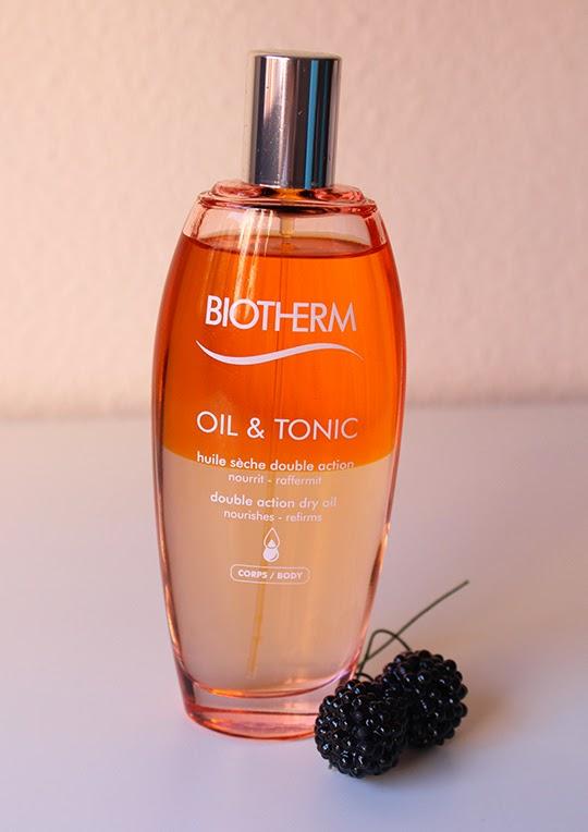 Oil & Tonic de Biotherm