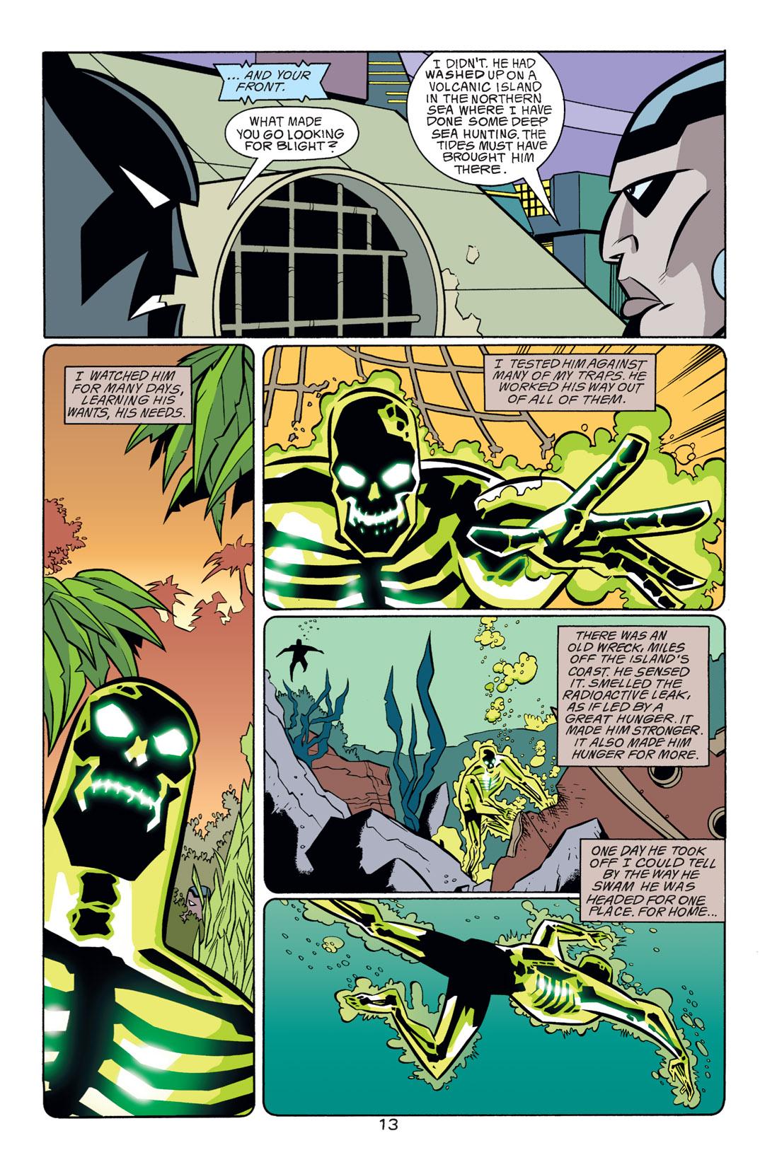 Batman Beyond [II] Issue #18 #18 - English 14