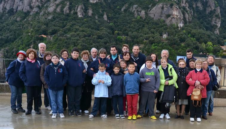 25 anys d'en Treball i na Cultura a Montserrat