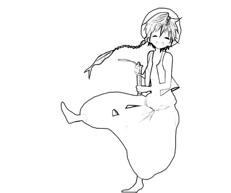 maji coloring pages - photo#14