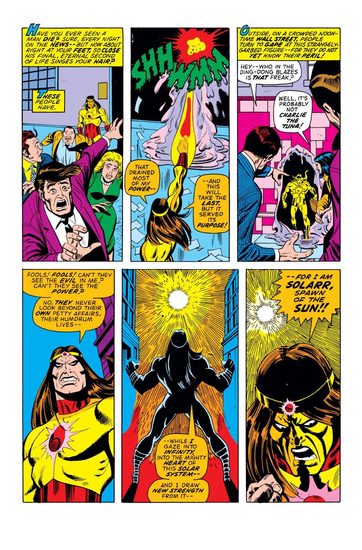 Captain America (1968) Issue #160 #74 - English 11