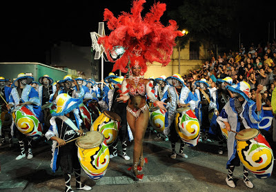 El Carnaval más largo del mundo. Uruguay