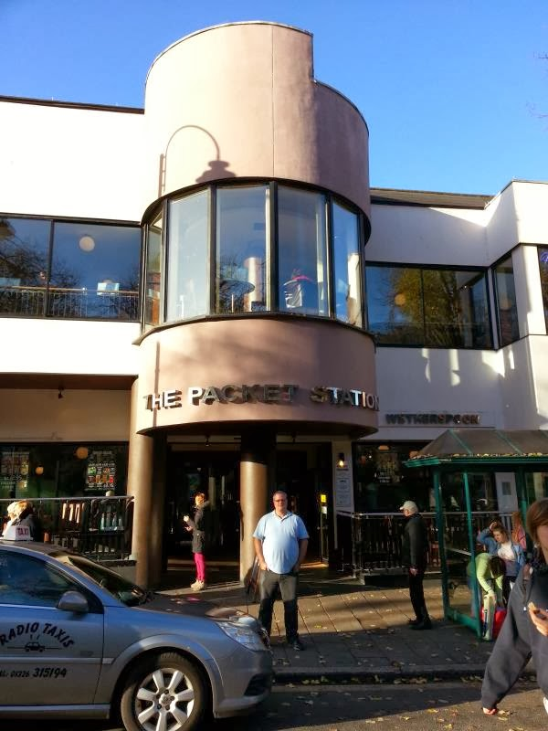 WETHERSPOONS FALMOUTH the packet station - Review of The