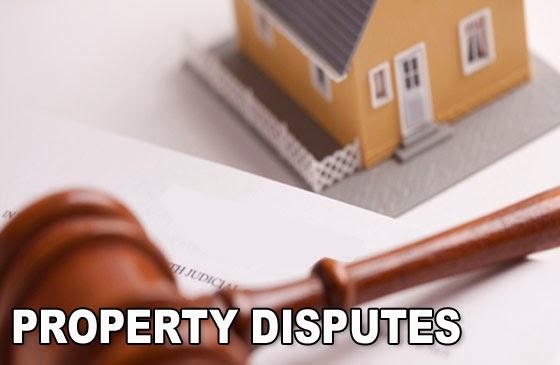 Property Dispute Matter Lawyer