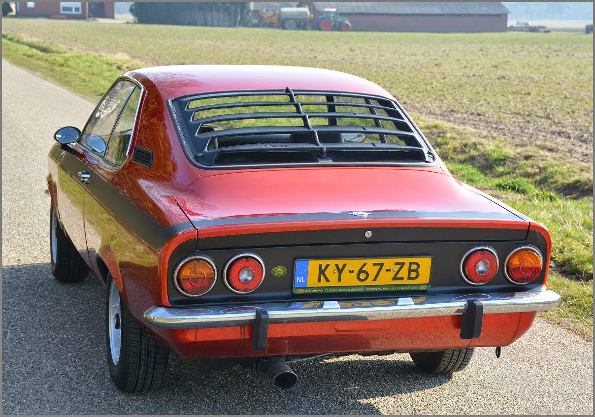 100 Opel Manta B Interior Vand Opel Manta B Cc Take