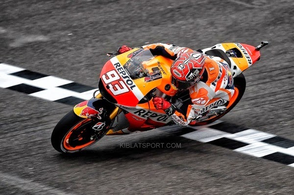 Hasil Kualifikasi MotoGP Argentina 2015
