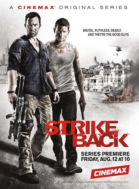 Strike Back (2010-) tainies online oipeirates