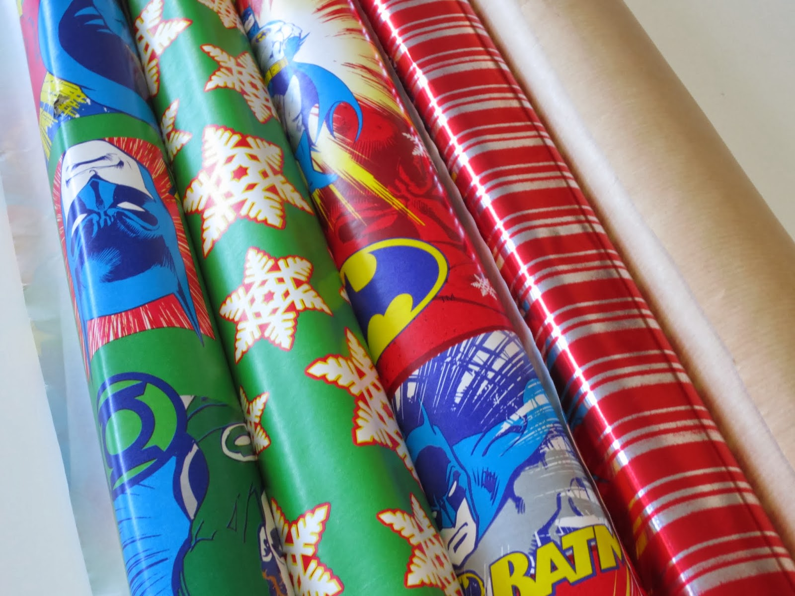 wrapping paper trees mehaffey moments
