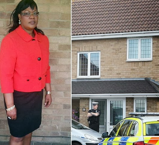 nigerian woman killed by son london