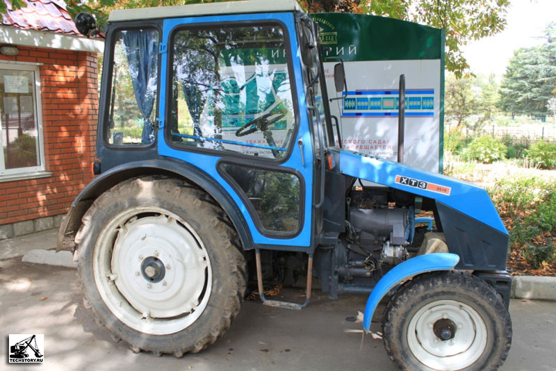 Продам HTZ 3510 2006 на AUTO.RIA: 4499$, Залещики