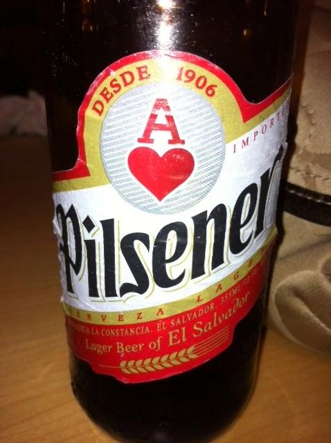 Pilsener - El Salvador
