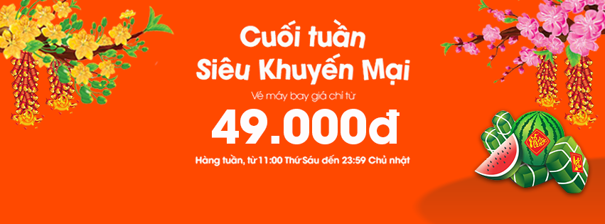 Cung san ve may bay sieu re 49k Jetstar