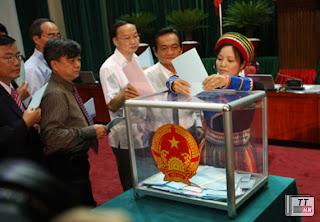 Công bố kết quả tín nhiệm 47 chức danh chủ chốt