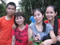 Trip Melawat Dusun Buah-buahan