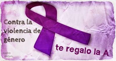 Te Regalo la A contra la violencia de género