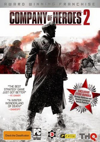 Download Game Company of Heroes 2 Full PC ISO