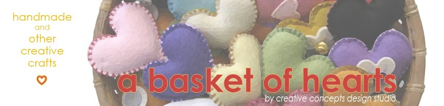 A Basket of Hearts