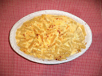 mac 'n' cheese (maccheroni e formaggio)