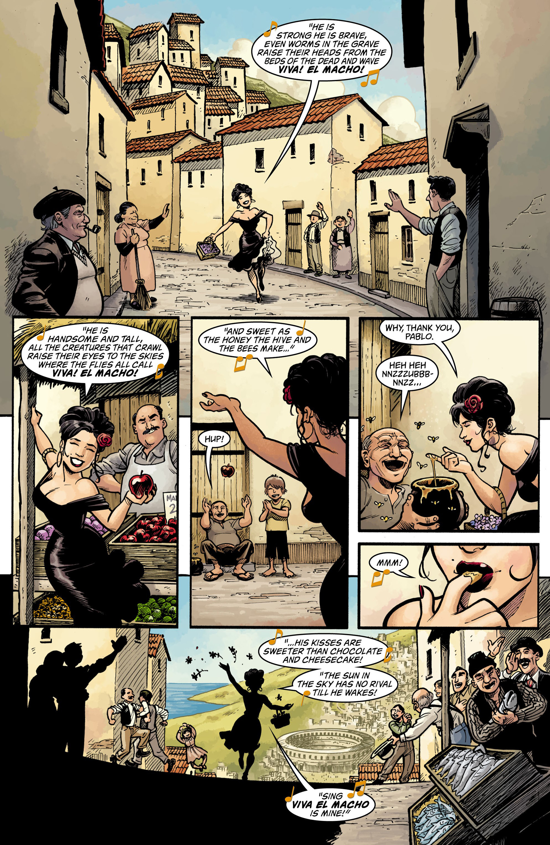 Read online Seaguy: The Slaves of Mickey Eye comic -  Issue #2 - 13