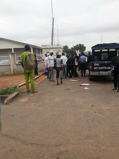 Pandemonium At Kwara High Court As Thugs Clash With Journalists, Others (Photos)