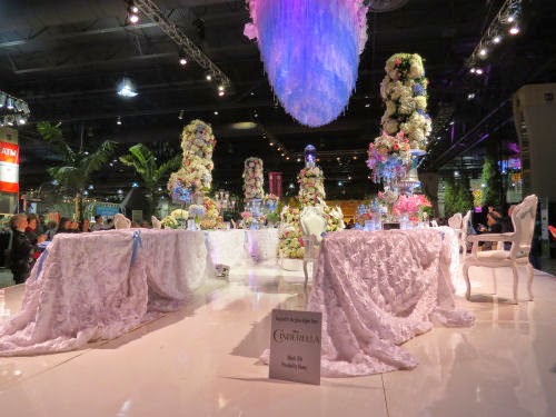 Philadelphia Flower Show 2015 movie theme Cinderella