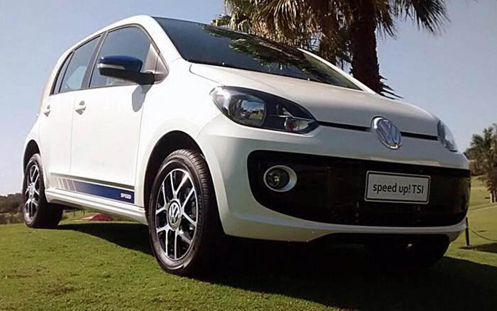 VW up! TSI - Preço