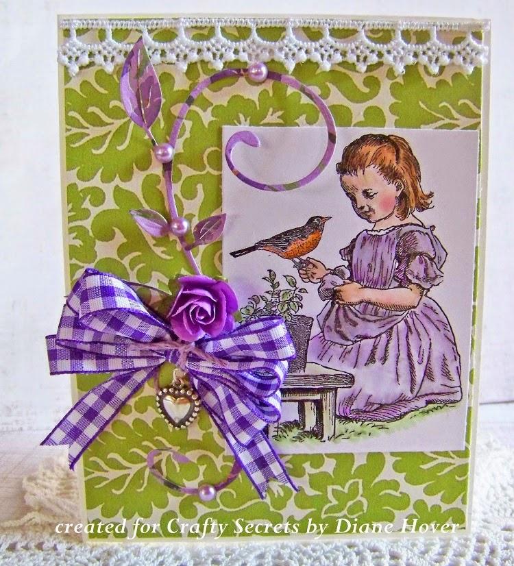 Crafty Secrets Heartwarming Vintage Ideas And Tips Birthday Cards