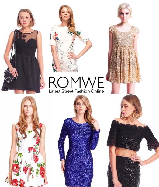 Party Season Giveaway with Romwe - ToBeMe di Giulia Malavasi