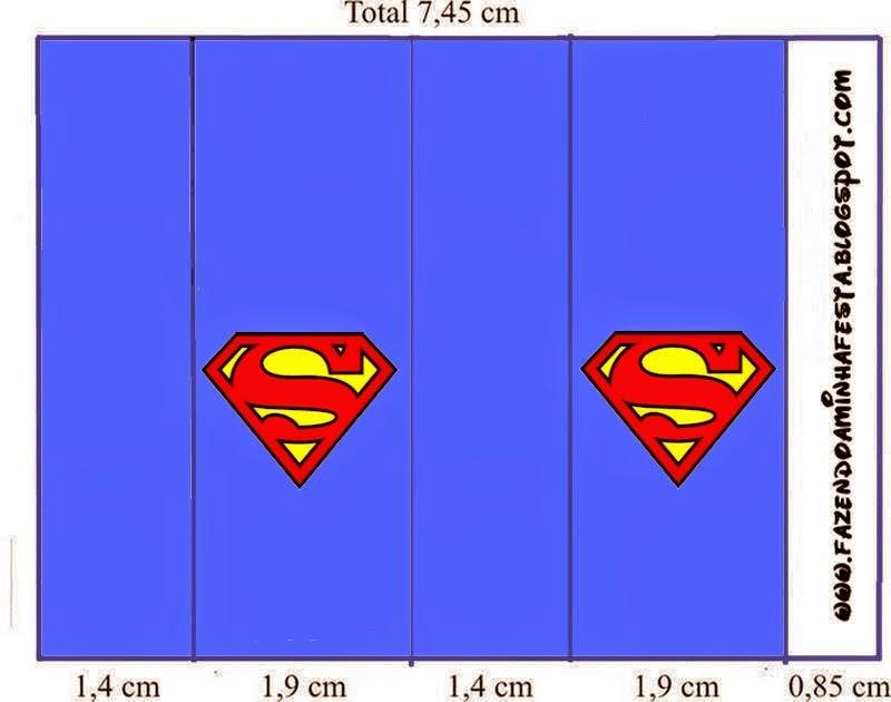 Superhero Coloring Bookmarks : Superman free printable mini kit. oh my fiesta! for geeks