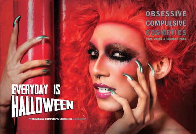 Obsessive Compulsive Cosmetics The Venomous Vixen