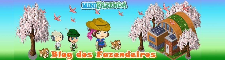 Mini fazenda, o blog dos fazendeiros