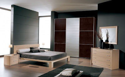 Perfect Masculine Bedroom Design Ideas